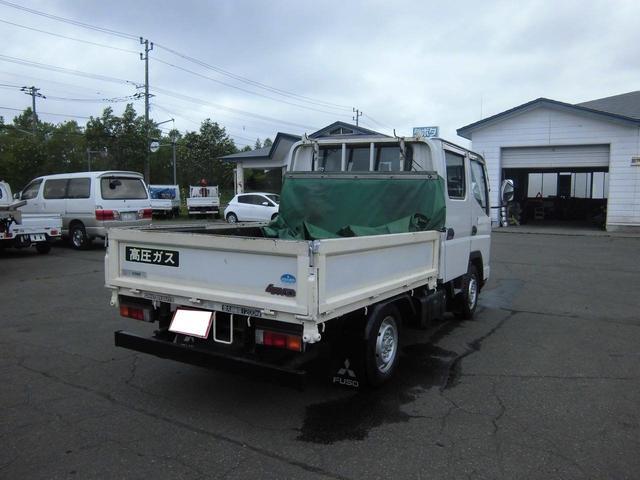 G Wキャブ ディーゼル 4WD(5枚目)