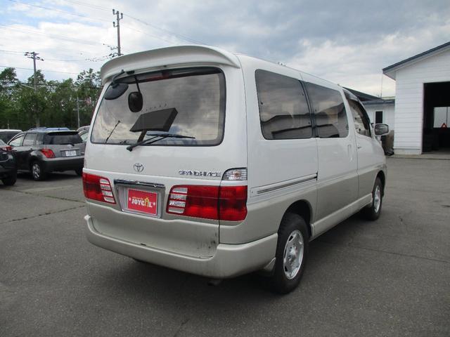 G Xエディション ディーゼル 4WD ターボ ETC(5枚目)