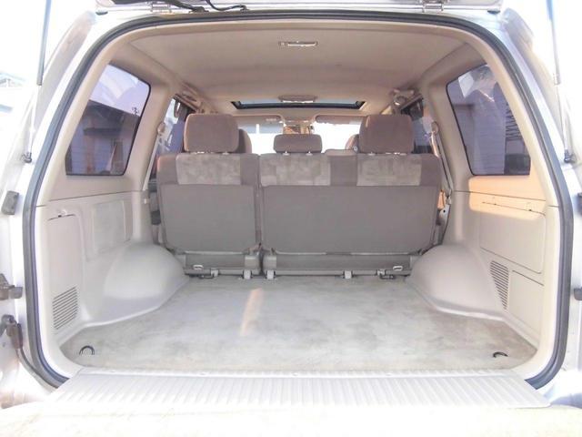 VXリミテッド ディーゼル サンルーフ 4WD ETC(9枚目)