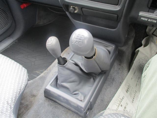ダブルキャブ ディーゼル マニュアル  4WD(15枚目)
