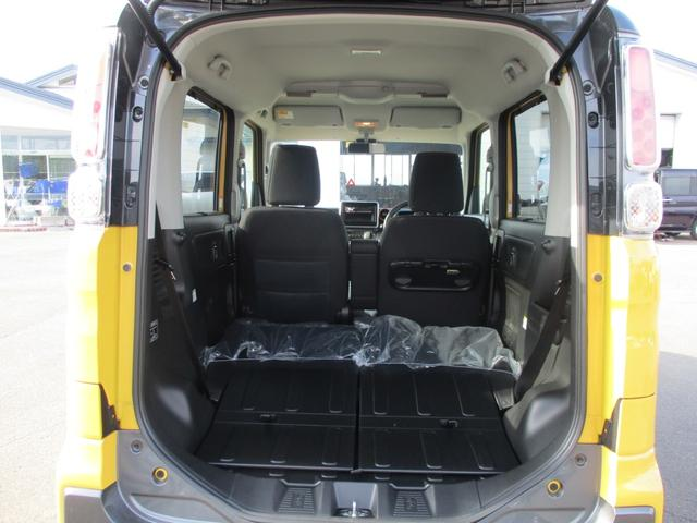 ハイブリッドXZ ターボ 4WD セーフティーサポート全方位(14枚目)