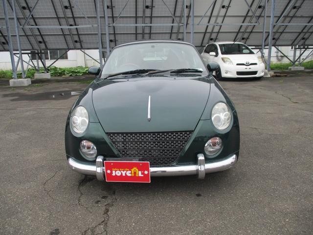 「ダイハツ」「コペン」「オープンカー」「北海道」の中古車3
