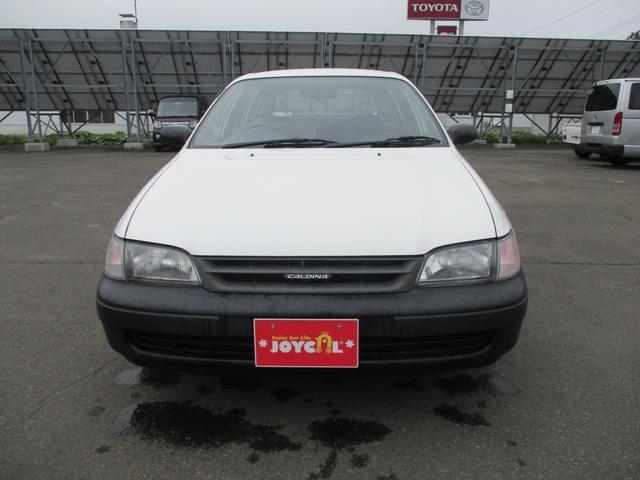 「トヨタ」「カルディナバン」「ステーションワゴン」「北海道」の中古車3