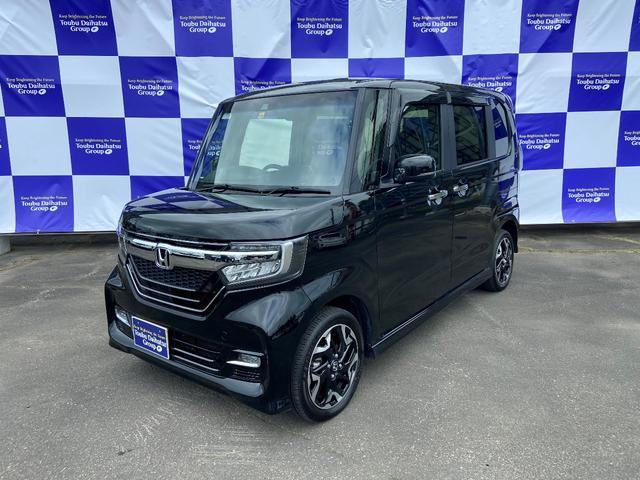 G・Lホンダセンシング 4WD ナビ ドラレコ ETC 軽四(2枚目)