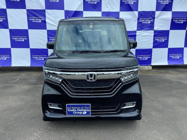 G・Lホンダセンシング 4WD ナビ ドラレコ ETC 軽四(3枚目)