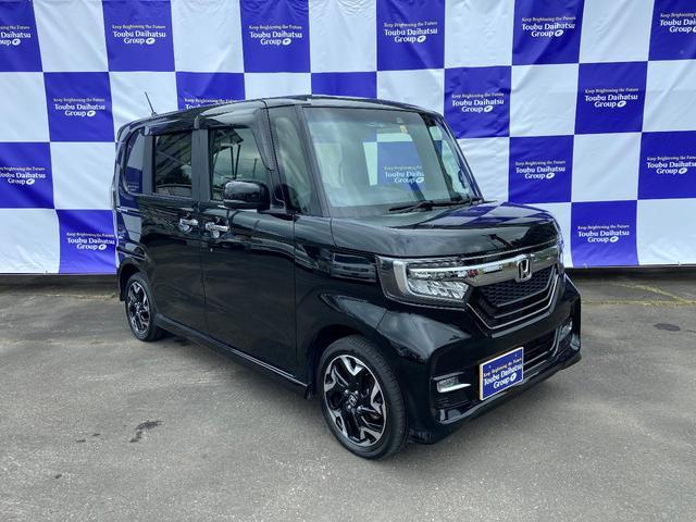 G・Lホンダセンシング 4WD ナビ ドラレコ ETC 軽四(4枚目)