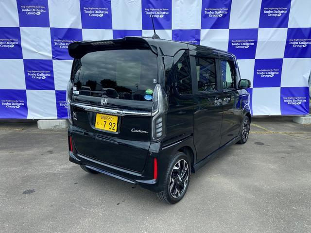 G・Lホンダセンシング 4WD ナビ ドラレコ ETC 軽四(6枚目)