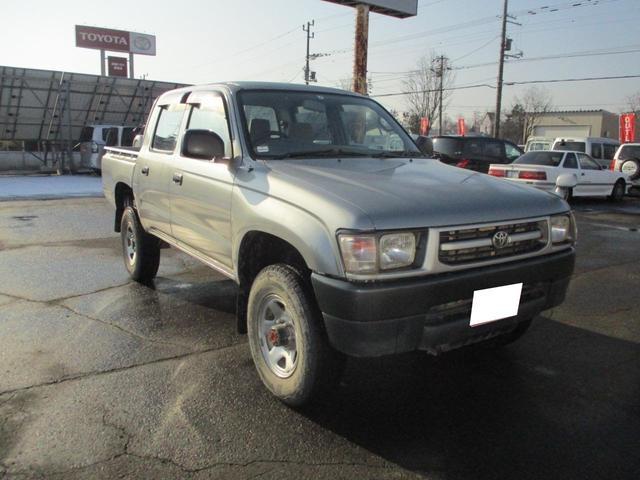 「トヨタ」「ハイラックス」「トラック」「北海道」の中古車3