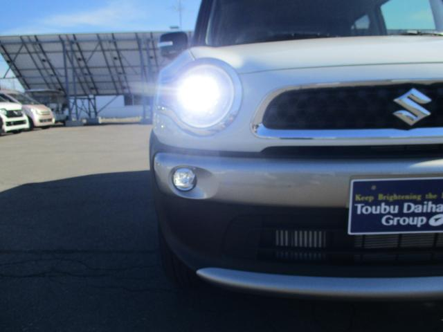LEDヘッドライトとフォグランプを採用。明るい光で夜道での安心を高めます^^