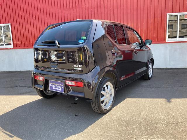 X セーフティーサポート ディスチャージ 4WD 軽四(6枚目)
