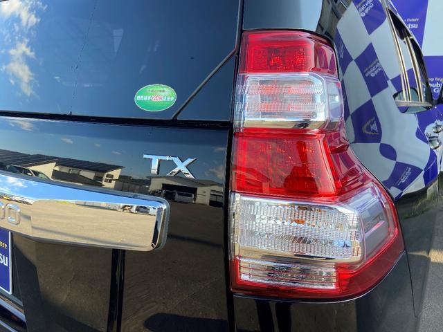 TX ディーゼル 4WD LED ETC ナビ バックカメラ ステアリングスイッチ グー鑑定書付(11枚目)