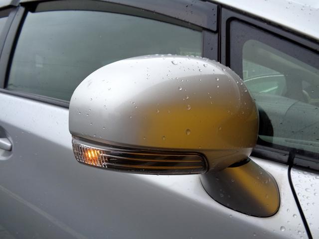 ウィンカーミラー装備☆お洒落で視認性も良い安全装備です♪