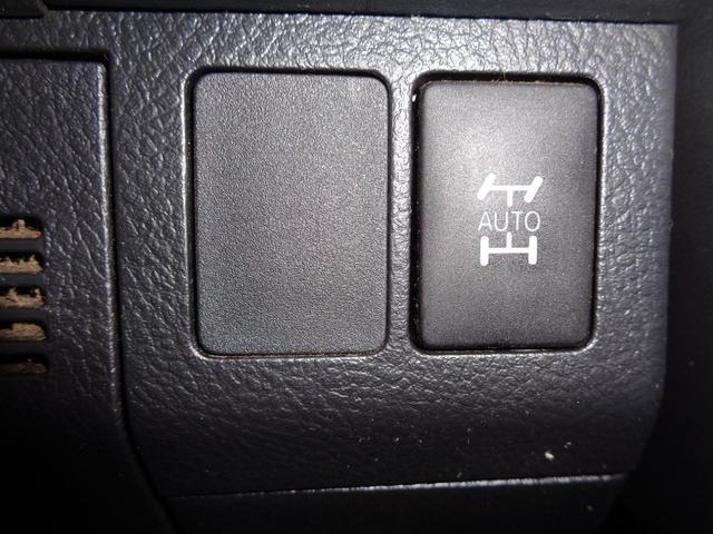 4WDは切り替え式で燃費良好☆