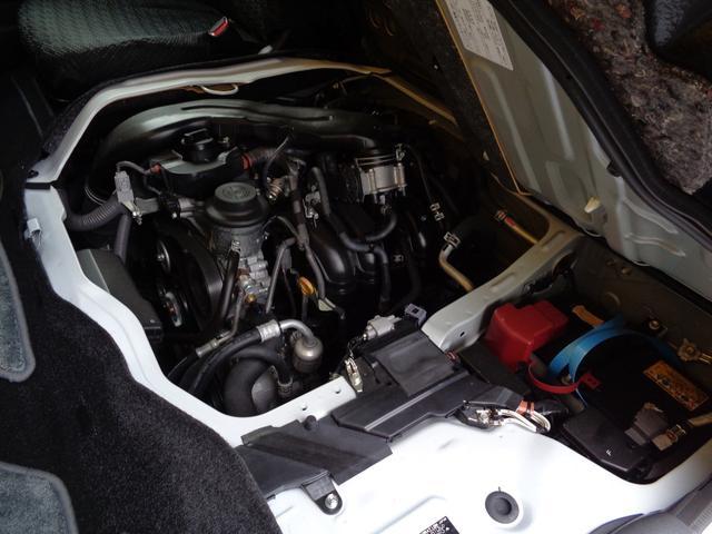 SロングワイドDX 4WD キャンピング 走行6,500km シンク ベッド 電子レンジ 冷蔵庫 リヤガソリンヒーター カーテン テレビ ボディーコーティング 下廻防錆 車庫保管 左パワスラ モデューロエアロ ワンオーナ(30枚目)