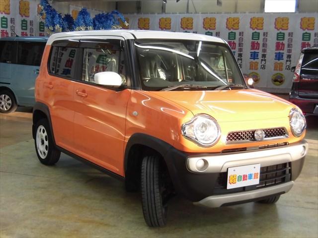 「マツダ」「フレアクロスオーバー」「コンパクトカー」「北海道」の中古車20