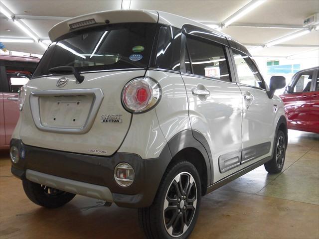 アクティバG SAII ナビ・TV ABS エコアイドル スマキー 4WD(4枚目)