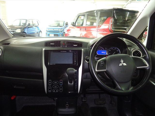 T ターボ ナビ・TV ABS スマートキー 4WD(6枚目)