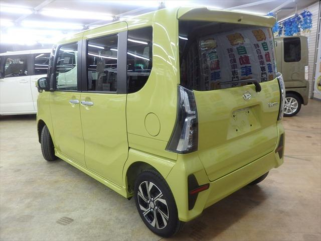 カスタムX 届出済未使用車 ABS 衝突軽減ブレーキ 4WD 両側パワースライドドア アイドリングSTOP スマートキー(6枚目)
