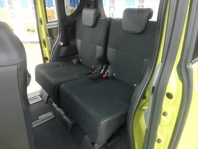 カスタムX 届出済未使用車 ABS 衝突軽減ブレーキ 4WD 両側パワースライドドア アイドリングSTOP スマートキー(11枚目)