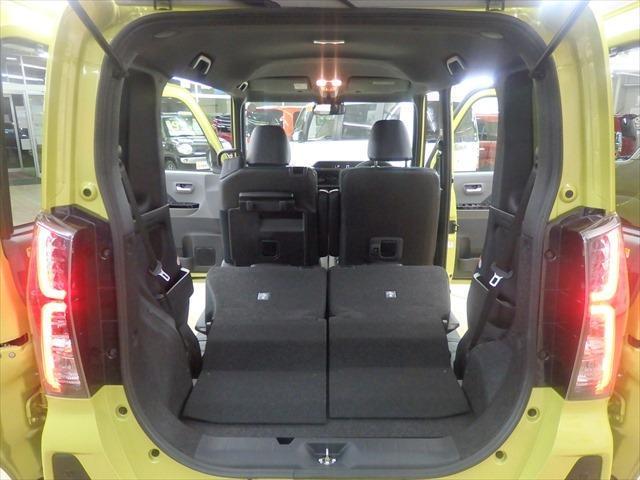 カスタムX 届出済未使用車 ABS 衝突軽減ブレーキ 4WD 両側パワースライドドア アイドリングSTOP スマートキー(13枚目)