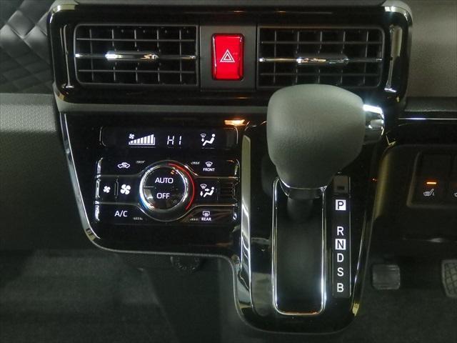カスタムX 届出済未使用車 ABS 衝突軽減ブレーキ 4WD 両側パワースライドドア アイドリングSTOP スマートキー(14枚目)