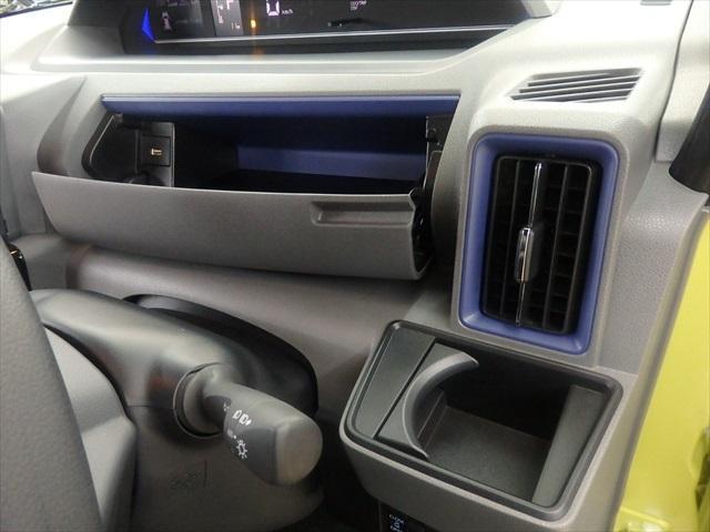 カスタムX 届出済未使用車 ABS 衝突軽減ブレーキ 4WD 両側パワースライドドア アイドリングSTOP スマートキー(16枚目)