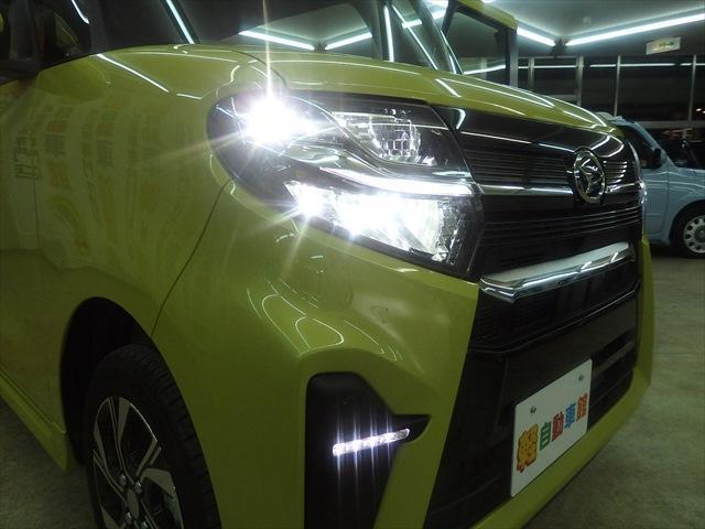 カスタムX 届出済未使用車 ABS 衝突軽減ブレーキ 4WD 両側パワースライドドア アイドリングSTOP スマートキー(20枚目)