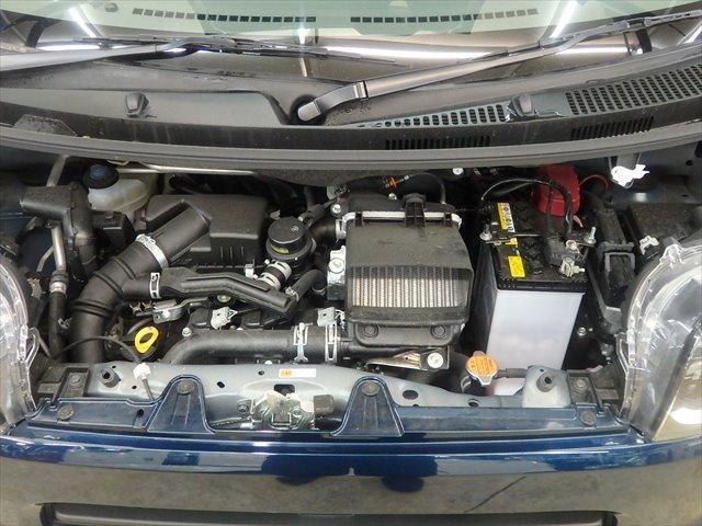 Xターボセレクション ABS 衝突軽減ブレーキ 4WD 片側パワースライドドア アイドリングSTOP スマートキー(7枚目)