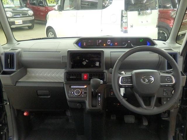 Xターボセレクション ABS 衝突軽減ブレーキ 4WD 片側パワースライドドア アイドリングSTOP スマートキー(8枚目)