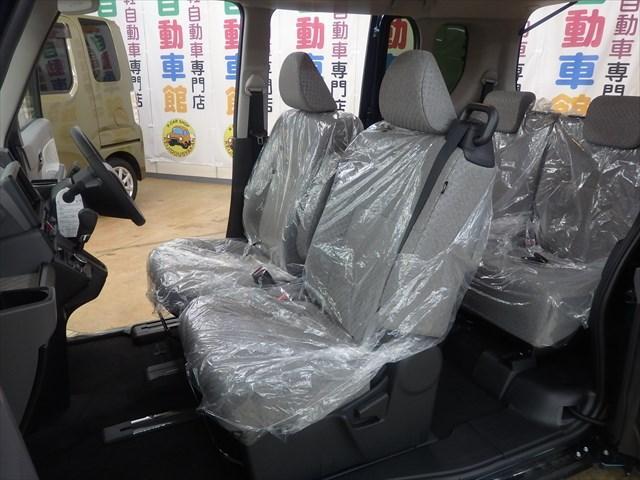 Xターボセレクション ABS 衝突軽減ブレーキ 4WD 片側パワースライドドア アイドリングSTOP スマートキー(9枚目)
