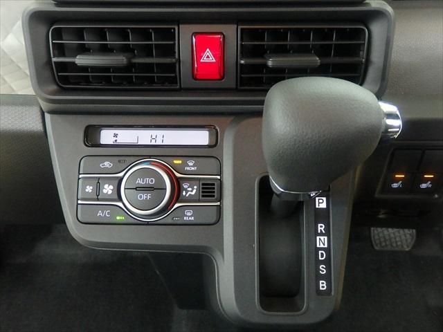 Xターボセレクション ABS 衝突軽減ブレーキ 4WD 片側パワースライドドア アイドリングSTOP スマートキー(13枚目)