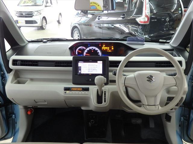 ハイブリッドFX メモリーナビ ABS 4WD Sエネチャージ 衝突軽減ブレーキ アイドリングSTOP スマートキー(6枚目)