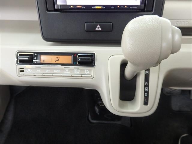 ハイブリッドFX メモリーナビ ABS 4WD Sエネチャージ 衝突軽減ブレーキ アイドリングSTOP スマートキー(12枚目)