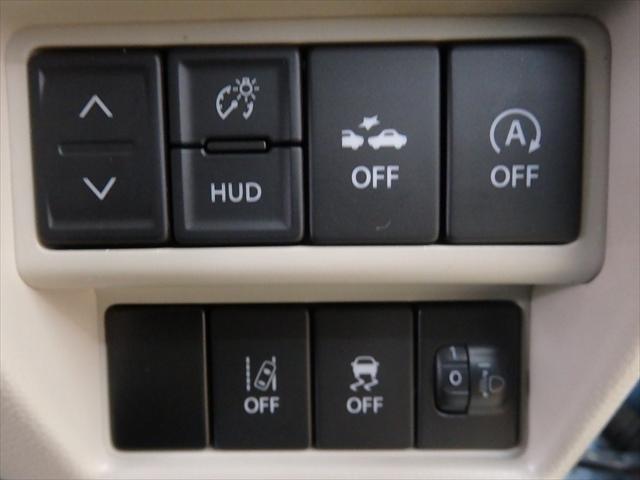 ハイブリッドFX メモリーナビ ABS 4WD Sエネチャージ 衝突軽減ブレーキ アイドリングSTOP スマートキー(17枚目)
