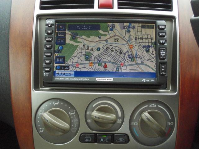 三菱 コルトプラス ベリープラスナビ ワンオーナー パワーバックドア 4WD