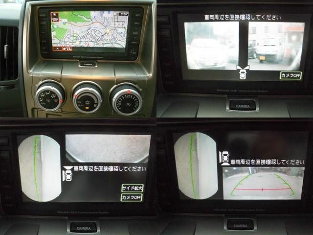 三菱 デリカD:5 G ナビパッケージ Bカメラ クルコン ETC