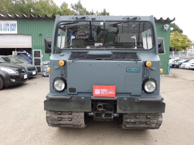 ヘグランドBV206S 全地形車輌 水陸両用(5枚目)