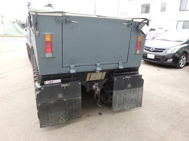 ヘグランドBV206S 全地形車輌 水陸両用(9枚目)