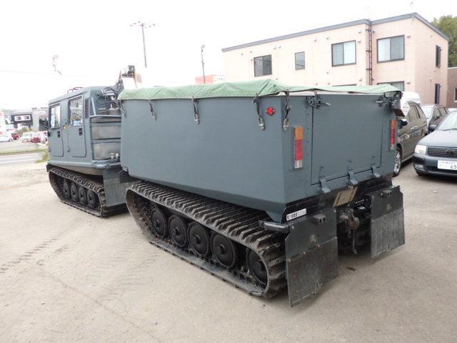 ヘグランドBV206S 全地形車輌 水陸両用(10枚目)