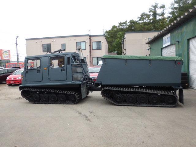 ヘグランドBV206S 全地形車輌 水陸両用(11枚目)