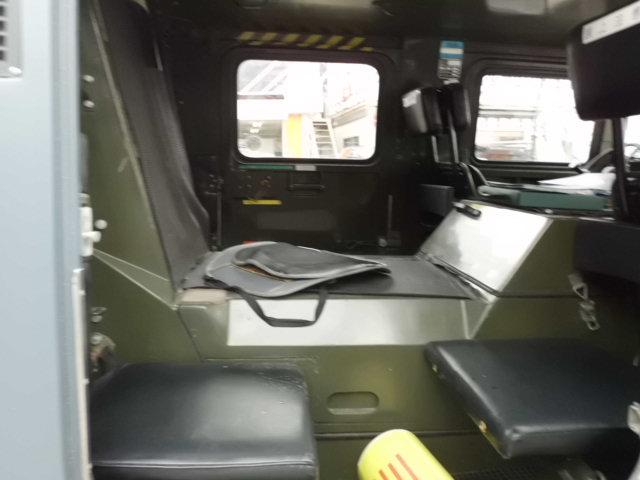 ヘグランドBV206S 全地形車輌 水陸両用(15枚目)