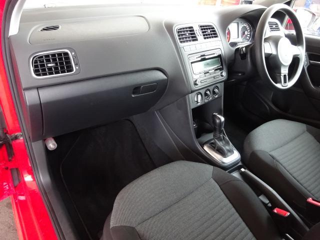 フォルクスワーゲン VW ポロ TSIコンフォートライン ワンオーナー Egスターター