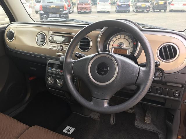 スズキ アルトラパン G 4WD キーフリー シートヒーター 純正CD