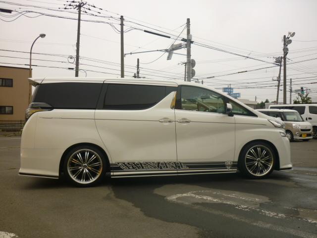 「トヨタ」「ヴェルファイア」「ミニバン・ワンボックス」「北海道」の中古車7
