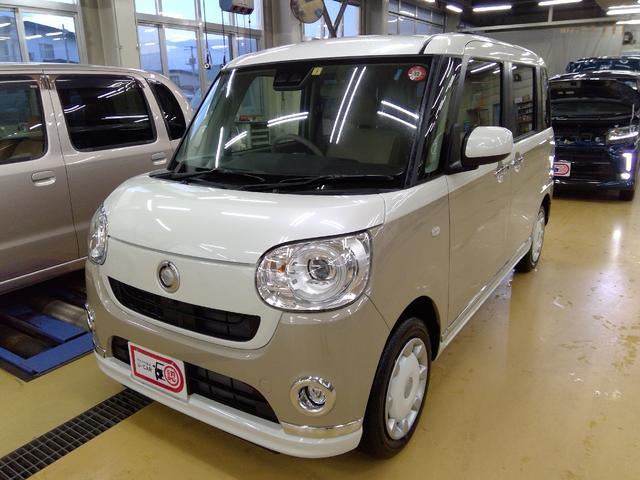 「ダイハツ」「ムーヴキャンバス」「コンパクトカー」「北海道」の中古車7