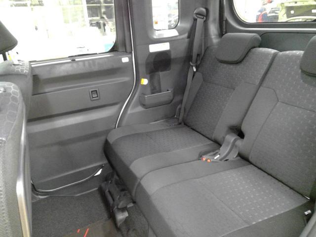 GターボリミテッドSAIII 4WD 両側パワースライドドア スマートキー プッシュスタート オーディオレス スマートアシスト オートエアコン オートライト LEDヘッドライト LEDフォグランプ 運転席シートヒーター 横滑り防止機構(11枚目)