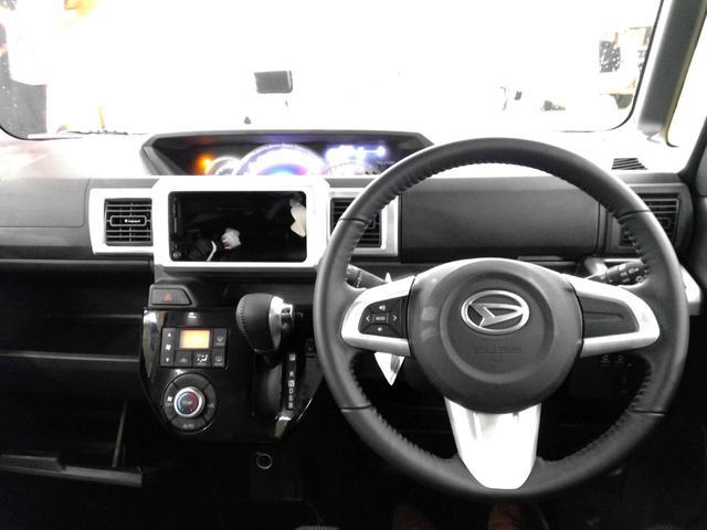 GターボリミテッドSAIII 4WD 両側パワースライドドア スマートキー プッシュスタート オーディオレス スマートアシスト オートエアコン オートライト LEDヘッドライト LEDフォグランプ 運転席シートヒーター 横滑り防止機構(13枚目)