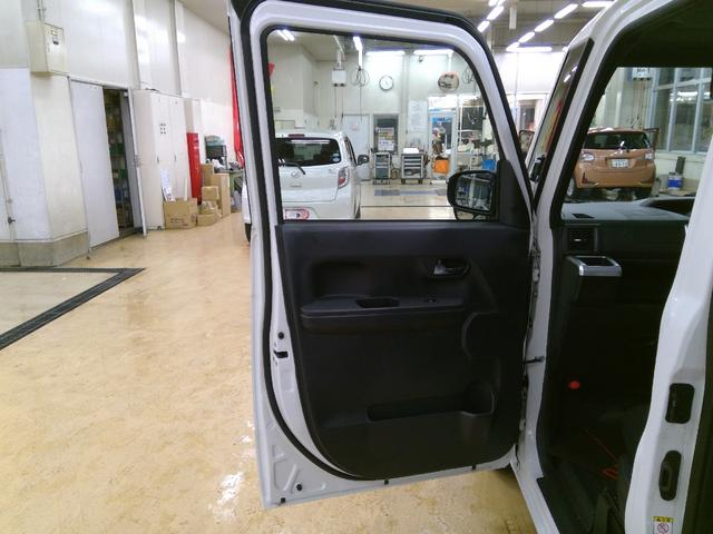 GターボリミテッドSAIII 4WD 両側パワースライドドア スマートキー プッシュスタート オーディオレス スマートアシスト オートエアコン オートライト LEDヘッドライト LEDフォグランプ 運転席シートヒーター 横滑り防止機構(27枚目)