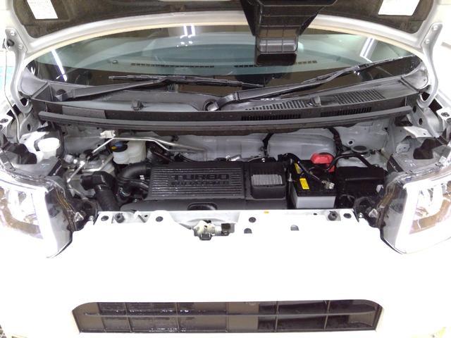 GターボリミテッドSAIII 4WD 両側パワースライドドア スマートキー プッシュスタート オーディオレス スマートアシスト オートエアコン オートライト LEDヘッドライト LEDフォグランプ 運転席シートヒーター 横滑り防止機構(30枚目)