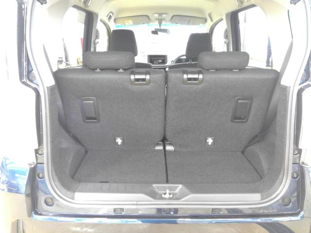 カスタム X 4WD LEDヘッドライト オートライト スマートキー プッシュスタート オーディオレス 運転席シートヒーター ベンチシート オートエアコン 純正アルミホイール アイドリングストップ(12枚目)